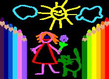 【終了】アート・ダイアログ「色との対話・子ども編」 11月9日(土)14:30-16:30
